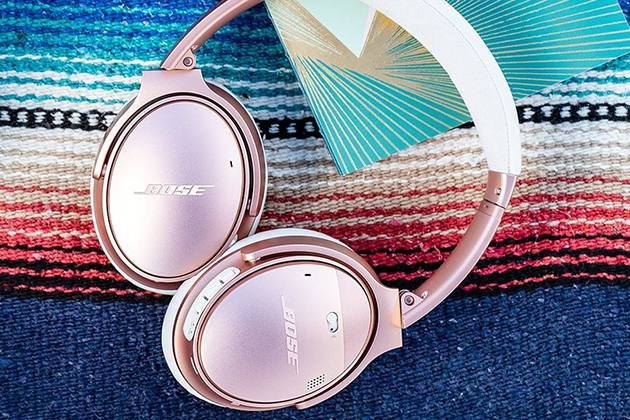 Bose QuietComfort 35 II Rose Gold уже в продаже!