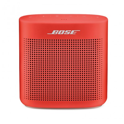 Bose SoundLink Color II Coral Red – витринный образец