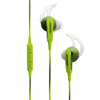 Bose SoundSport In-ear (Apple) Energy Green