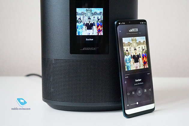 Неделя с Bose Home Speaker 500 | Mobile-review.com, март 2019 г.