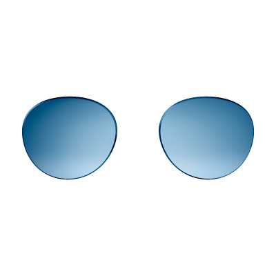 Bose Lenses Rondo style Gradient Blue (Non-Polarized)
