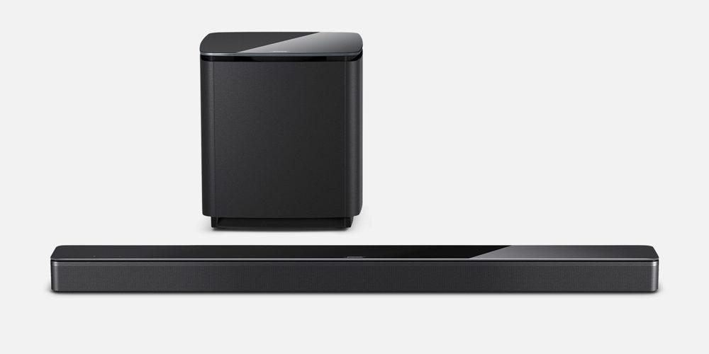 Bose soundbar 700 sub