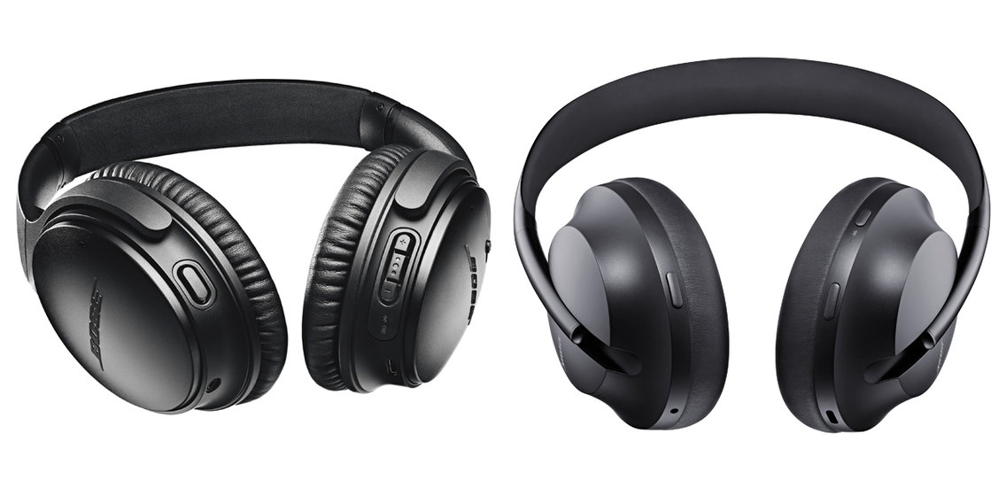 Bose Noise Cancelling Headphone 700 vs QC35 II
