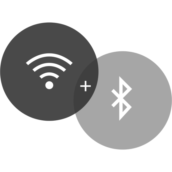 wireless bluetooth wi-fi