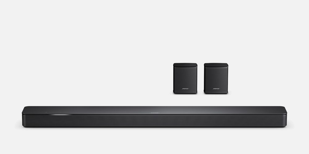 Bose Soundbar 500 +bose surround
