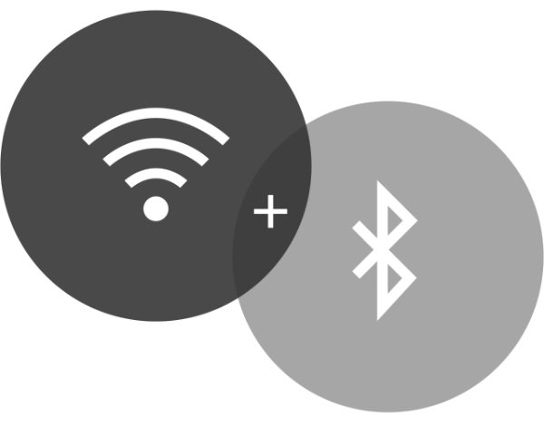 Wi-fi Bluetooth connection